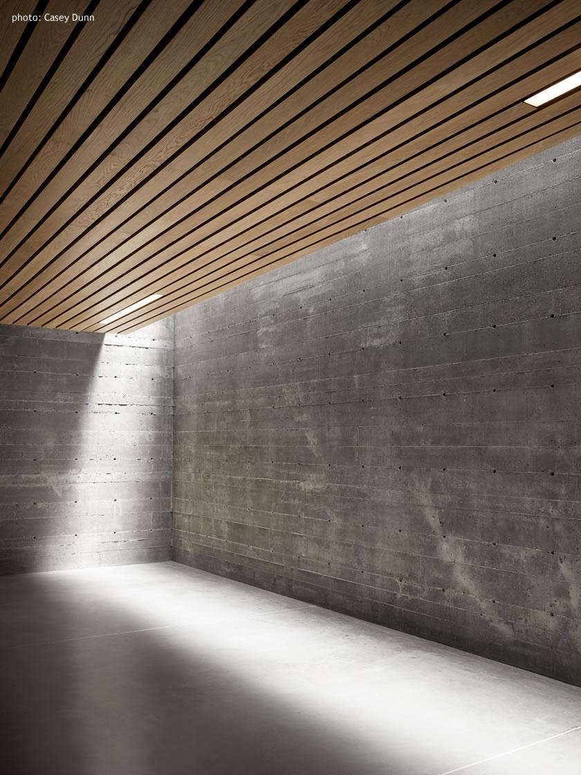Confluence Park Classroom Interior with Natural Light