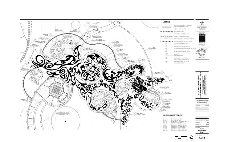Stacy Levy | River Return rendering